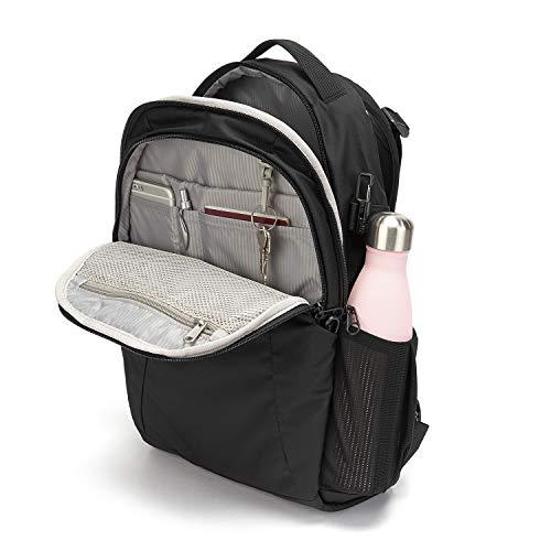 Pacsafe Metrosafe LS350 Anti-Theft 15l Travel Backpack, Black, One Size
