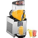 VEVOR Commercial Slushy Machine 12L Single Bowl Frozen Drink Slush...