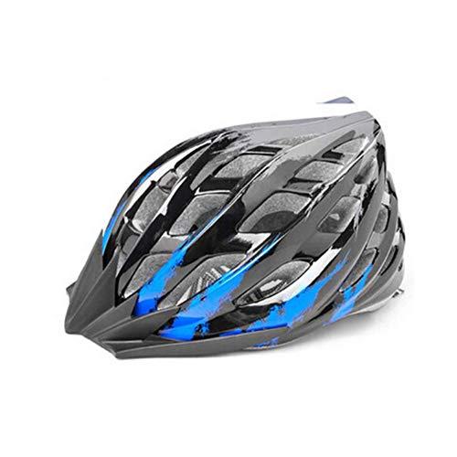 Helm ZWRY Fietshelm Integraal gevormd Eps Slagvastheid Helm Veilig rijden op volwassen mountainbikes