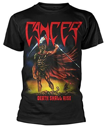 OF Cancer 'Death Shall Rise' (Black) T-Shirt Black L