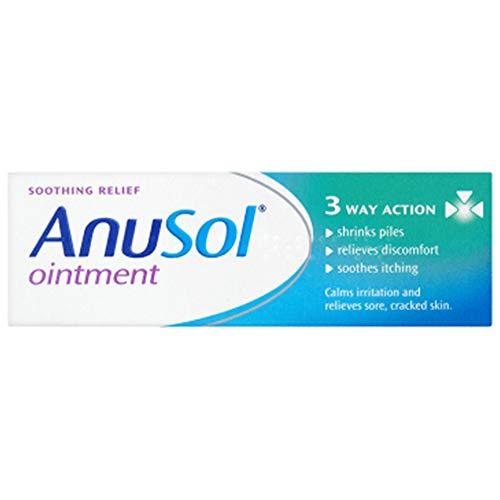 Anusol Haemorrhoids (Piles) Treatment Ointment - 25g by Anusol