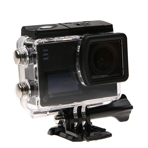 Zhhlinyuan Action Camera Protection Waterproof Case Dive Best for SJ6 50 Meters