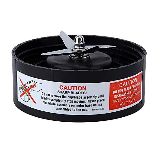 Blenderblad, 1Pc Extractorblad Blendervervanging voor Nutribullet Bullet RX 1700W, gemaakt van premium abs en roestvrijstalen materiaal