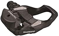 シマノ(SHIMANO) SPD-SLペダル PD-RS500 SM-SH11付属 ブラック EPDRS500