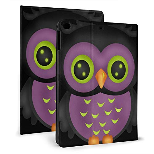 Halloween Clipart Owl iPad air 9.7' Ultra Slim Case iPad Mini 7.9' Smart Stand Cover iPad mini4/5 7.9