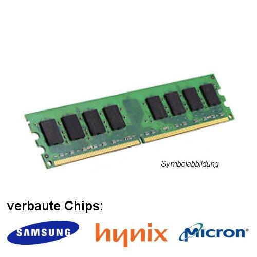 8GB (1x 8GB) für Fujitsu Primergy Rack RX100 S7 (D3034) DDR3 (PC3 10600E) ECC Unbuffered Arbeitsspeicher
