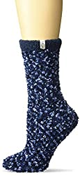 in budget affordable UGG Cozy Chenille Women's Socks, Navy, O / S.