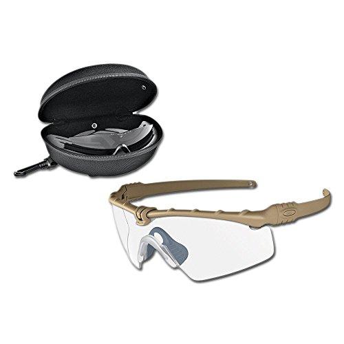 Si Ballistic M de Frame 3.0Array Dark Bone Clear/Grey Gafas de sol Sunglasses