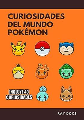 CURIOSIDADES POKÉMON: 40 curiosidades del mundo Pokémon. por