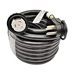 110v 50amp RV electrical connection cord