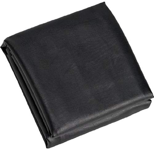 CueStix International Action TCH10 Heavy Duty 10 Foot Table Cover, Black