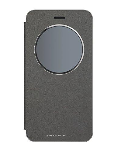 ASUS ZenFone 3 (ZE520KL) 専用 View Flip Cover ブラック 90AC01D0-BCV001