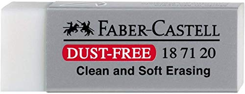 Faber Castell DustFree: Goma de borrar