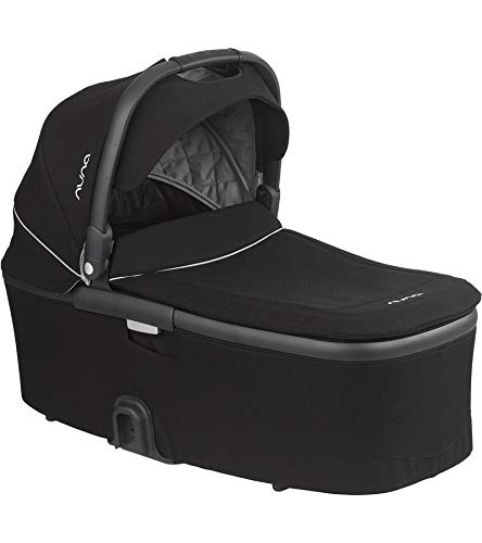 Best Review Of Nuna - Accessory - Demi Grow Bassinet Caviar