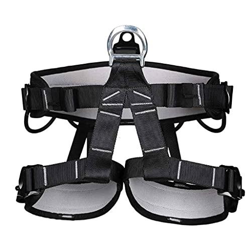 Correttore postura Arnés de Escalada de Cuerpo Superior/cinturón de Seguridad con Todos los arneses de Pecho de Escalada en Roca Equipo de rapel Protector del Cuerpo