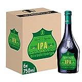 Birra del Borgo IPA Birra - Pacco da 6 x 750 ml