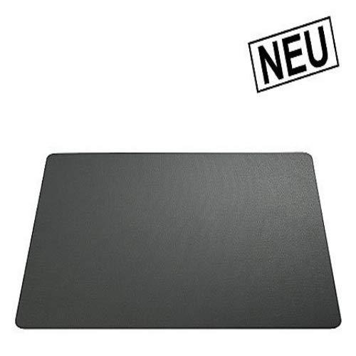 ASA table tops Tischset, Kunstleder, Basalt- Grau, 46 x 33 cm