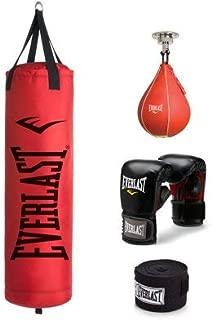 Everlast 3Piece Heavy Bag Kit
