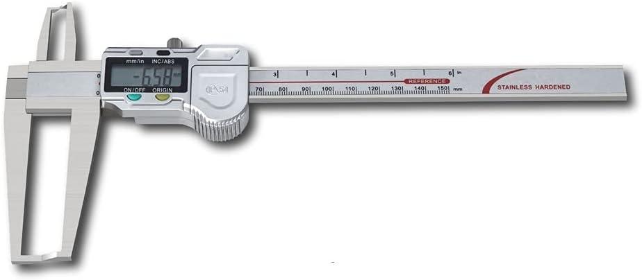 SLATIOM Fixed price for sale Stainless Steel Double GrooveDigital Max 67% OFF Inner Calip Display