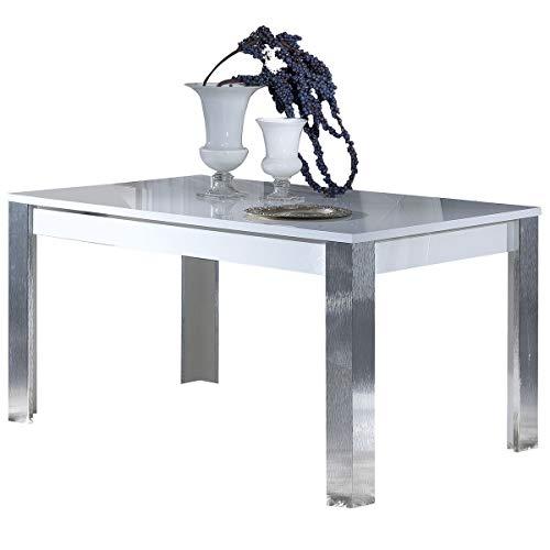 AltoBuy Federico - Table Rectangulaire Extensible
