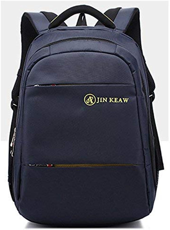 Lounayy Casual Business Reisen Computer Bergsteigen Student Stylisch Wandern Mode Schultasche Rucksack Oxford Rucksack 35  18  49 cm (Farbe   Die Blaue, Größe   One Größe)