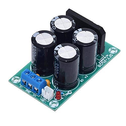 Bin Zhang PW28 Dual Power Filter Power Verstärker Board Gleichrichter High Current 25 A Flat Bridge Ungeregelte Stromversorgung Board DIY
