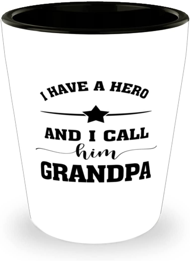 I Have a Hero Popular products and Call Sales - Unique Grandpa Him Sentimental Funny