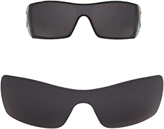 HEYDEFOAU Polarized Replacement Lenses for Oakley Batwolf Sunglasses-Multi Options,with Lens Cloth
