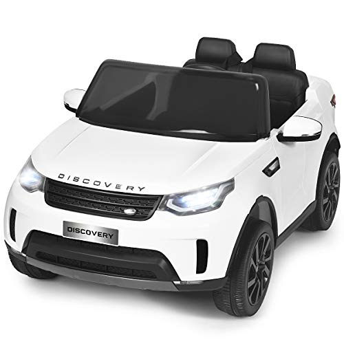 Costzon 2 Seater Ride on Car 12V Land Rover Discovery