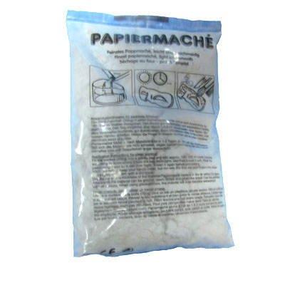 Papiermaché- Pappmaché 200g Beutel