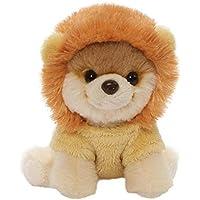 Enesco Gund 4051289 - El perro Itty Bitty Boo, vestido como un león