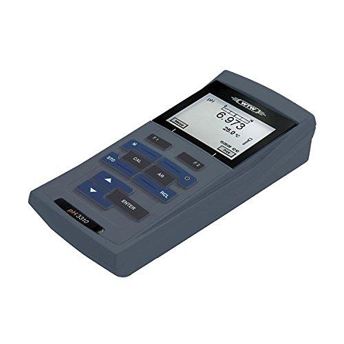WTW - 2AA312 - WTW pH 3310 ProfiLine meter kit with SenTix...