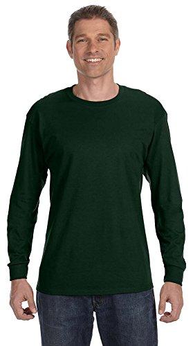 Jerzees pour homme 29L asymétrique petit vert forêt