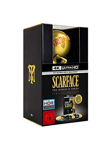 Scarface The World Is Yours Limited Edition [Blu-ray]