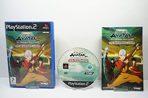 THQ Avatar: The Last Airbender – The Burning Earth