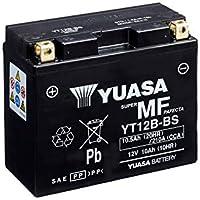 Batería Yuasa YT12B-BS (WC) sin mantenimiento