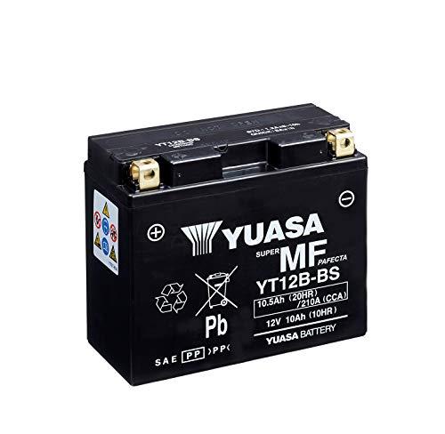 Yuasa YT12B-BS(WC) Batería sin mantenimiento