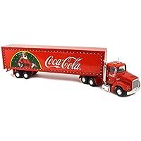 Coca-Cola Nueva LED Light-Up Truck Navidad (Rojo)