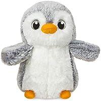 Pompon - Pingüino de Peluche (15,24 cm)
