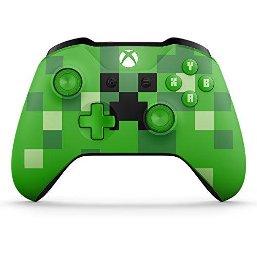 Controle sem Fio Edição Especial Minecraft Creeper