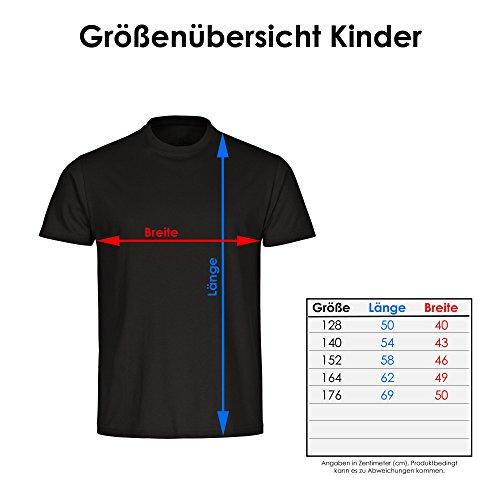 T-Shirt Classic I Love Winsen Schwarz Kinder Gr. 128 bis 176, Größe:176 - 6
