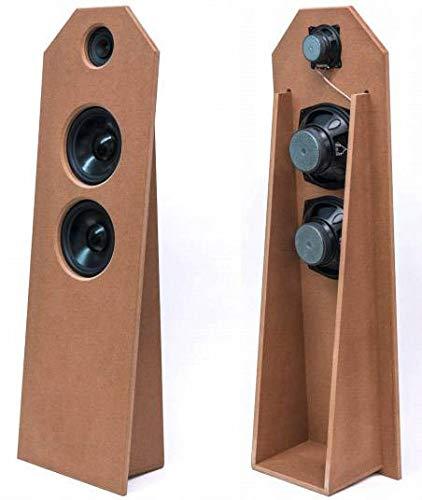 RCS-Systeme SPOB21 Lautsprecher Bausatz