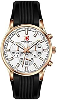 T5 Watch For Men [Rubber,Chronograph]-H3397G-B