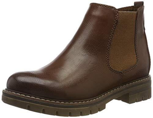 MARCO TOZZI Damen 2-2-26425-23 Chelsea Boots, Braun (Chestnut A.Core 302), 41 EU