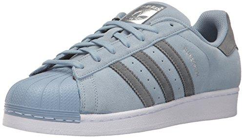 adidas Superstar, Zapatillas para Correr Hombre, Onice BLU Onix Táctil Azul Onix, 43 EU