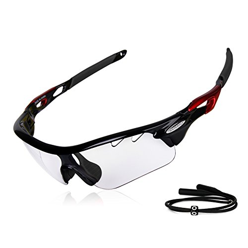 GARDOM Photochromic Glasses