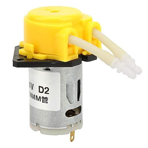 Groene Doseerpomp Vloeistofpomp Waterpomp 24 V Peristaltische 24mm voor DIY voor Laboratorium Analytischyellow