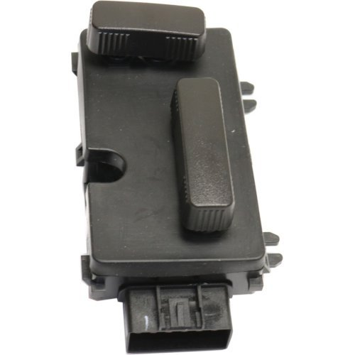 Seat Switch compatible with Silverado 01-07 Front Left w/Recliner Motor 12 Male Terminals Blade Type
