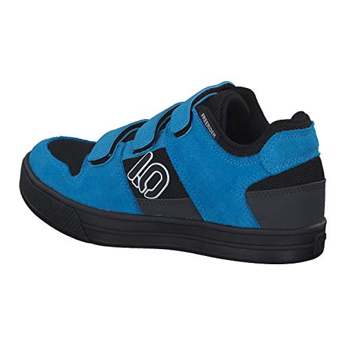 Five Ten Freerider VCS Shoes Kids core Black/FTWR White/Shock Cyan Schuhgröße EU 34 2019 Schuhe - 3