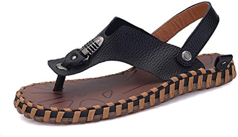 @Sandals New Summer Slippers, Slippers, Men'S Leisure Beach, Korean